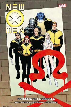 NEW X-MEN #04: REVUELTA EN LA ESCUELA