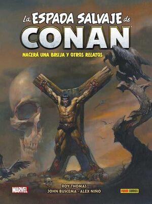 BIBLIOTECA CONAN. LA ESPADA SALVAJE DE CONAN #03