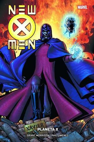 NEW X-MEN #06: PLANETA X