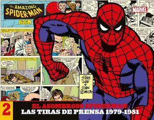 EL ASOMBROSO SPIDERMAN: LAS TIRAS DE PRENSA #02 THE ULTIMATE COLLECTION