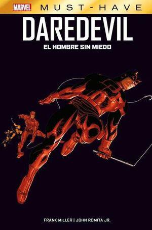 MARVEL MUST-HAVE #07. DAREDEVIL: EL HOMBRE SIN MIEDO