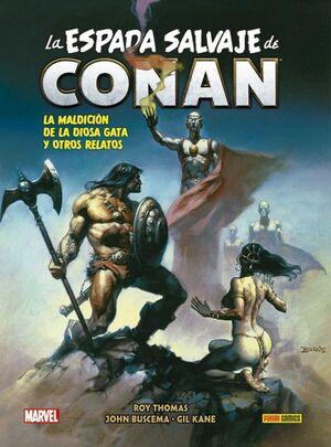 BIBLIOTECA CONAN. LA ESPADA SALVAJE DE CONAN #04