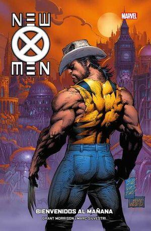 NEW X-MEN #07: BIENVENIDOS AL MAÑANA