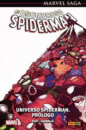 MARVEL SAGA #107. EL ASOMBROSO SPIDERMAN 47. UNIVERSO SPIDERMAN: PROLOGO