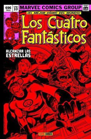 LOS CUATRO FANTASTICOS. ALCANZAR LAS ESTRELLAS (MARVEL GOLD)