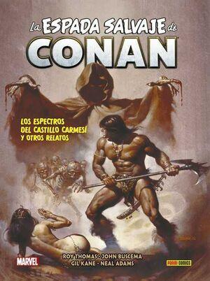 BIBLIOTECA CONAN. LA ESPADA SALVAJE DE CONAN #05