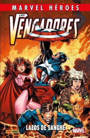 MARVEL HEROES #101: LOS VENGADORES: LAZOS DE SANGRE