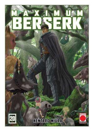 BERSERK MAXIMUM #20 (PANINI)