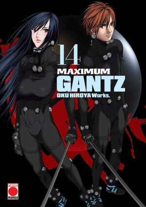 GANTZ MAXIMUM #14 (PANINI)
