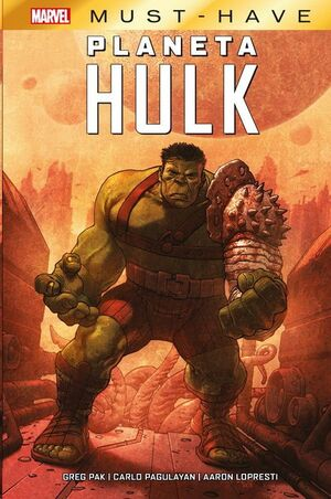 MARVEL MUST-HAVE #12. PLANETA HULK