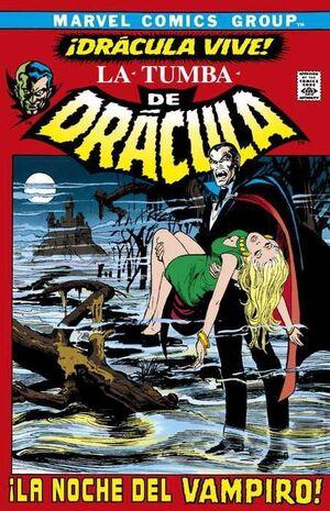 BIBLIOTECA DRACULA: LA TUMBA DE DRACULA #01. DRACULA VIVE!