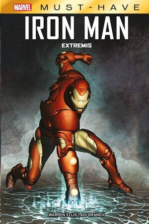 MARVEL MUST-HAVE #15. IRON MAN: EXTREMIS