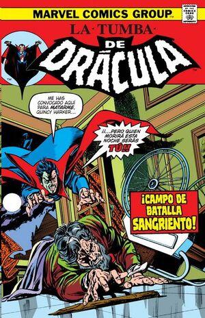 BIBLIOTECA DRACULA: LA TUMBA DE DRACULA #05. CAMPO DE BATALLA SANGRIENTO!