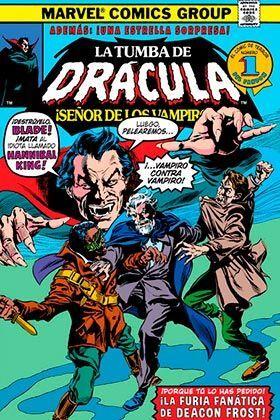 BIBLIOTECA DRACULA: LA TUMBA DE DRACULA #07. RITO DE MUERTE!