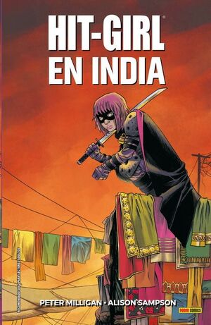 HIT-GIRL #06 EN LA INDIA