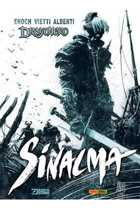 DRAGONERO #08. SINALMA 1