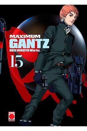 GANTZ MAXIMUM #15 (PANINI)