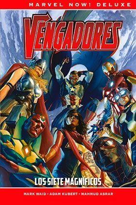 LOS VENGADORES DE MARK WAID #01. LOS SIETE MAGNIFICOS (MARVEL NOW! DELUXE)