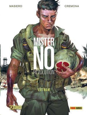 MISTER NO. REVOLUTION. VIETNAM
