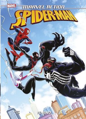 MARVEL ACTION: SPIDERMAN #04. VENENO