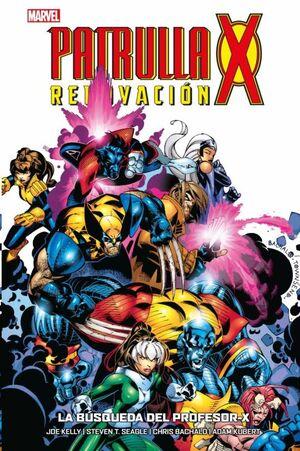 PATRULLA X: RENOVACION #05. LA BUSQUEDA DEL PROFESOR X