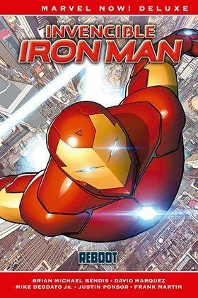 EL INVENCIBLE IRON MAN #01. REBOOT (MARVEL NOW! DELUXE)