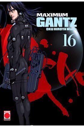 GANTZ MAXIMUM #16 (PANINI)