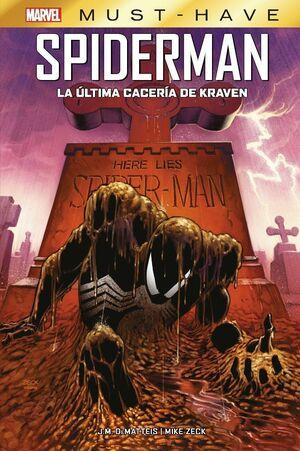 MARVEL MUST-HAVE #25. SPIDERMAN: LA ÚLTIMA CACERÍA DE KRAVEN