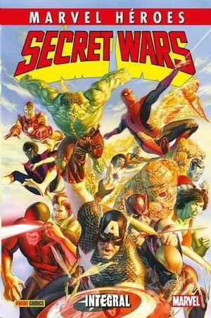 MARVEL HEROES #064: SECRET WARS. INTEGRAL (NUEVA EDICION)