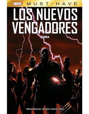 MARVEL MUST-HAVE #28. LOS NUEVOS VENGADORES 01: FUGA