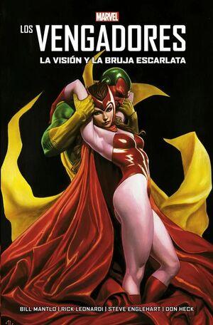 LOS VENGADORES: LA VISION Y BRUJA ESCARLATA (100% MARVEL HC.)