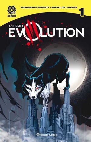 ANIMOSITY EVOLUTION #01