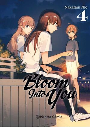 BLOOM INTO YOU #04