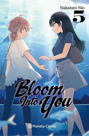 BLOOM INTO YOU #05