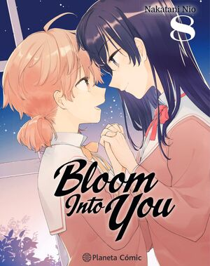 BLOOM INTO YOU #08