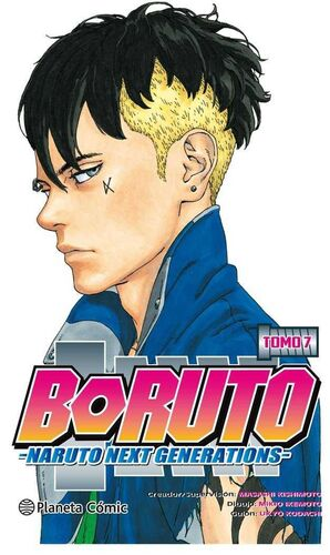 BORUTO. NARUTO NEXT GENERATIONS #07