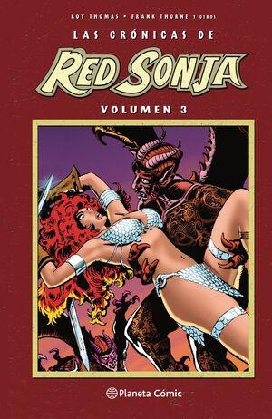 LAS CRÓNICAS DE RED SONJA #03 (PLANETA COMIC)