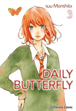 DAILY BUTTERFLY #03