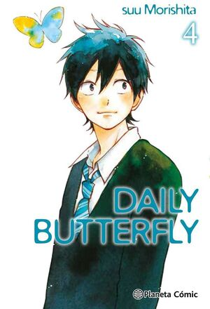 DAILY BUTTERFLY #04