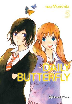 DAILY BUTTERFLY #05