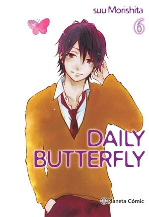 DAILY BUTTERFLY #06