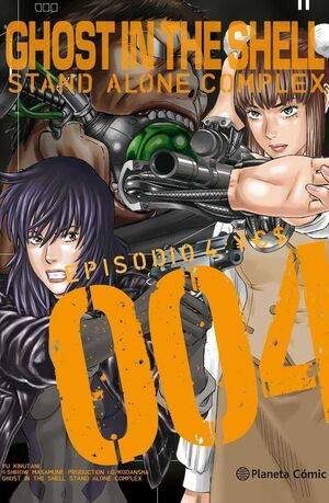 GHOST IN THE SHELL STAND ALONE COMPLEX #04