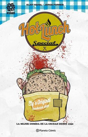 HOT LUNCH SPECIAL #01