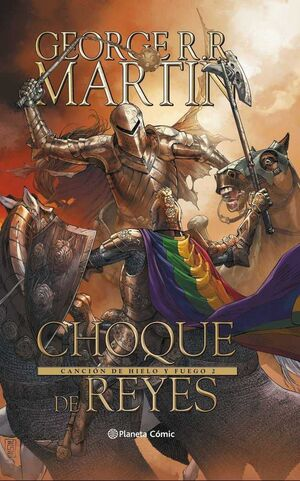 CHOQUE DE REYES #02 (COMIC)