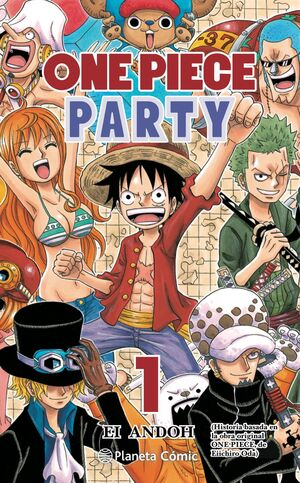 ONE PIECE PARTY #01
