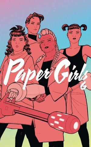 PAPER GIRLS. TOMO #06