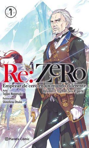 RE:ZERO #07 (NOVELA)