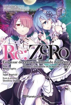RE:ZERO V2 #01. UNA SEMANA EN LA MANSION 1