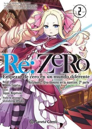 RE:ZERO V2 #02. UNA SEMANA EN LA MANSION 1