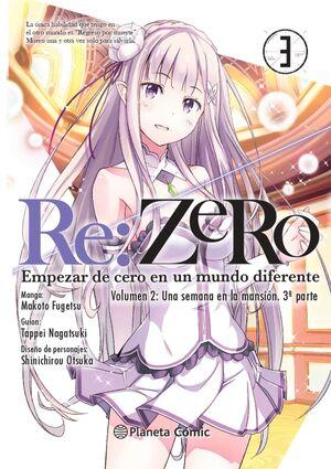 RE:ZERO CHAPTER 2 #03